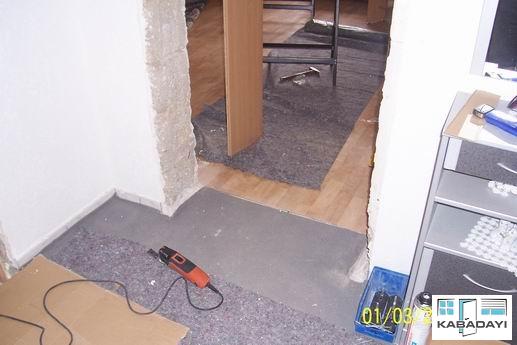 Renovierung, Innentür