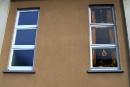 Treppenhaus- Fenster