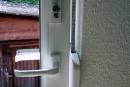 Balkontür mit PZ Schloss